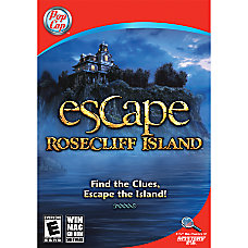 Escape Rosecliff Island For PCMac Traditional