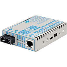 FlexPoint 10100 Ethernet Fiber Media Converter