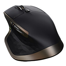 Logitech MX Master Mouse Black