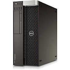 Dell Precision 5810 Mid tower Workstation