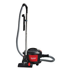 Sanitaire Quiet Clean Bagless Canister Vacuum
