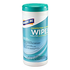 Genuine Joe Disinfecting Scented Cleaning Wipes