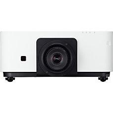 NEC Display PX602UL 3D Ready DLP