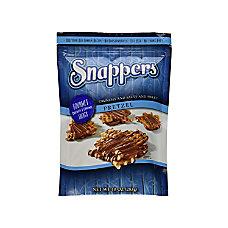 Snappers Original Milk Chocolate Pretzels 6
