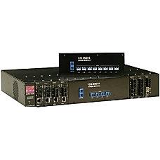 Canary 100BASE TX 100BASE FX Modular
