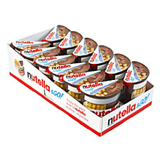 Nutella Go Packs 18 Oz Tub