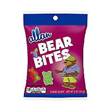 Allan Bear Bites 5 Oz Pack