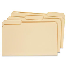 Globe Weis Manila Interior Folder Legal