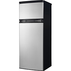 danby designer 7 3 cu ft apartment size refrigerator by