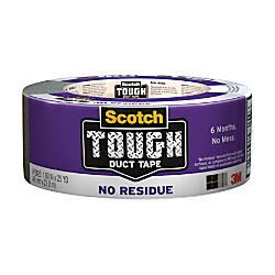 Scotch Tough No Residue Duct Tape