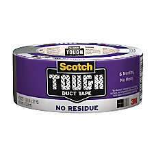 Scotch Tough No Residue Duct Tape