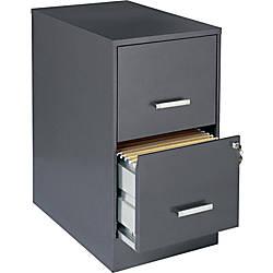 Lorell SOHO 22 2 Drawer File