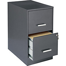 Lorell SOHO 22 2 Drawer File
