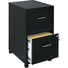 Lorell SOHO 18 2 Drawer Mobile