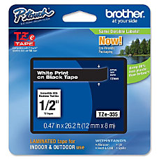 Brother TZ Label Tape Cartridge 050