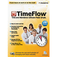 TimeFlow Traditional Disc
