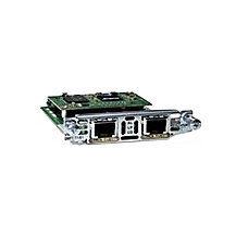 Cisco 2 port T1E1 Multiflex Trunk