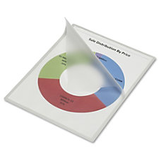 SKILCRAFT 3mil Thermal Laminating Pouches Sheet
