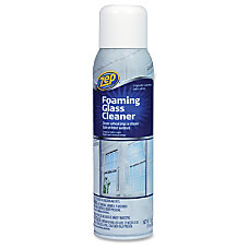 Zep Foaming Glass Cleaner 19 Oz