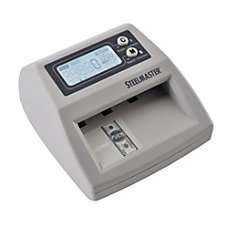 STEELMASTER 2003300 Counterfeit Currency Detector Tan
