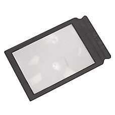 DMI Deluxe Framed Page Magnifier 7