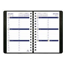 Blueline DuraGlobe Weekly Planner FSC Certified
