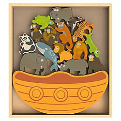 BeginAgain Toys Endangered Animals Boat Game