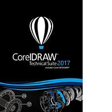 CorelDRAW Technical Suite 2017 Upgrade Download