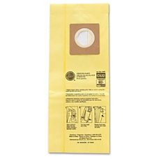 Hoover Cu2 Allergen Commercial Bags Yellow