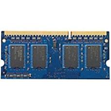 HP 2GB PC3 12800 DDR3 1600
