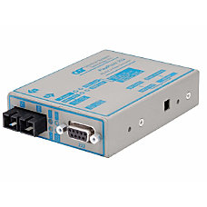 FlexPoint RS 232 Serial Fiber Media