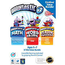 BRAINtastic v2 Ages 5 7 Bundle
