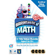 BRAINtastic v2 Math Bundle Download Version