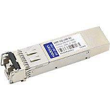 AddOn Napatech SFPP 10G LRM Compatible