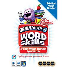 BRAINtastic v2 Word Skills Bundle Mac