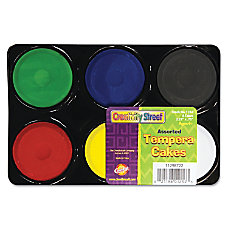 Creativity Street Tempera Cakes 1 Pint