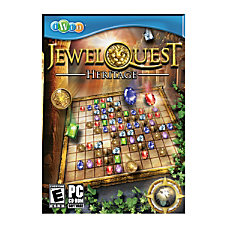 Jewel Quest 4 Traditional Disc