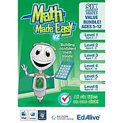 Math Made Easy v2 Bundle Download