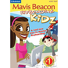 Mavis Beacon Keyboarding Kidz Mac Download