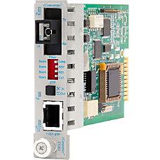 Omnitron Systems iConverter T1E1 Media Converter