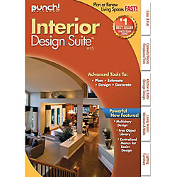 Punch Interior Design Suite V17 5 Download Version By Office Depot Officemax