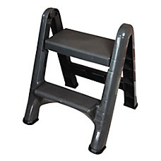 Rubbermaid 2 Step Folding Step Stool