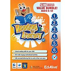 Reading for Literacy v2 Bundle Mac