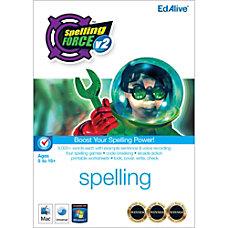 Spelling Force v2 Download Version