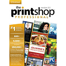 The Print Shop Professional 35 Download