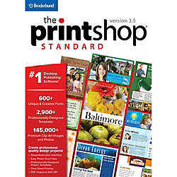 The Print Shop v35 Download Version