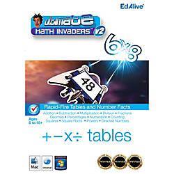 Ultimate Math Invaders v2 Mac Download