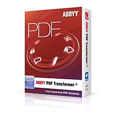 ABBYY PDF Transformer Upgrade Download Version