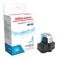 Office Depot Brand OD02PC HP 02