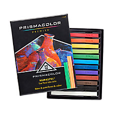 Prismacolor Nupastel Pastels Assorted Colors Pack